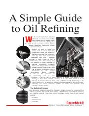 publication_2006_Simple_Guide_Refining