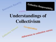 Course Pack History G9 Student Presentation Ideology-Collectivism