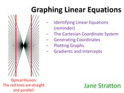 9A_Graphing Linear Equations
