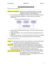 Chapter 1-Training and Development Process.docx