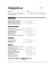 COMM 101 - Eval Form-S15.doc