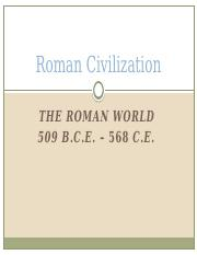 THE ROMAN WORLD2.pptx