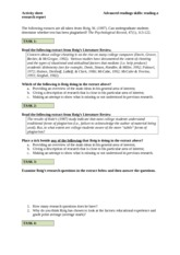 Week_11_Reading_a_Research_Report_Activity_sheet_