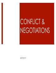 OMI_TI_Lecture4_Conflict&Negotiation