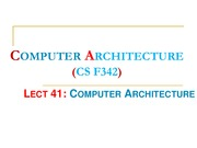 Lect41_CompArchitecture