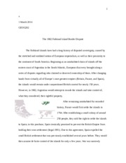 Geog Paper Example 4