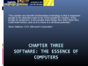 Ch3-Software