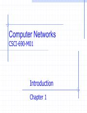 CH 1_Introduction to Computer Networks