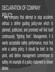 Declaration of company policy.pptx
