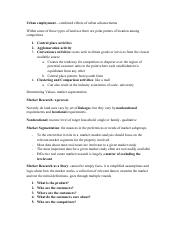 REAL 370 - Principles of Real Estate - Urban employment notes