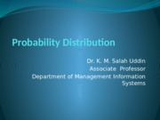 Slide-7@BS@Probability distribution@KMS