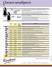 Bb clarinet Traditional mouthpieces.pdf