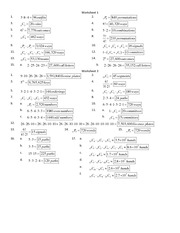 Chapter-9-Worksheet-Solutions