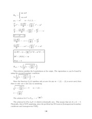 Differential Equations Lecture Work Solutions 126