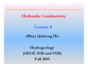 lecture 4 permeability