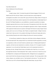 Globalization Final Paper Final Draft