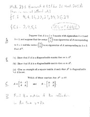 OLD Math 221 Homework #11 Solutions
