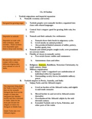 Ch. 18 Outline Teacher