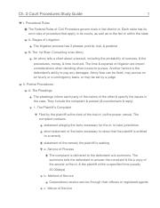 Ch. 3 Court Procedures Study Guide.pdf