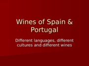 14. Wines of Spain & Portugal.ppt