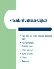 Stored procedures  triggers (v1.5) (1)