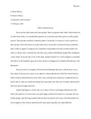 Analytic Essay.docx