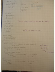 The chain rule notes