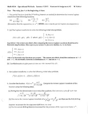 4564(suI2015)hw2solutions