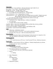 Accounting Study Guide 4