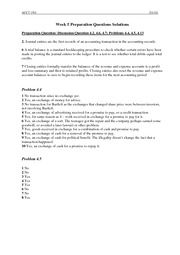 Week 5 Preparation Questions Solutions