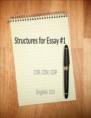 Eng 103 Structures for Essay.pptx