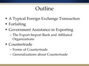 lecture 17 international trade finance-2