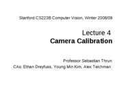 CS223B-L4-Calibration