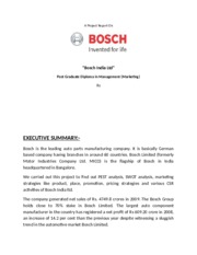 95159444-Project-Report-Bosch