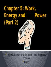 Chapter5notes2_Work, Energy  Power