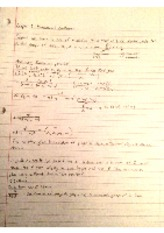 Probability 2 notes sample space