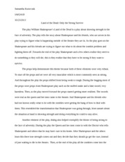 Land of the Dead Essay