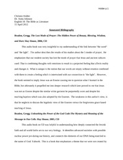 Holder_English_18_Research_PaperAnnotated_Bibliography_due_12-4-11