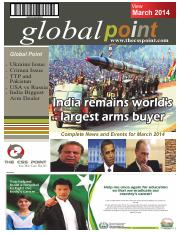 Global Point - March, 2014