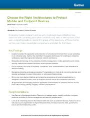 Choose_the_right_architecture to protect mobile and endpoint services_290869 GARTNER(1)
