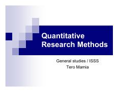 msld_500_quant_research_methods_lecture1_tero_mamia