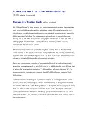 Chicago style guide - a short version for Thesis.doc