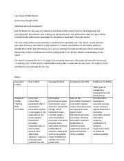 Case Study Written Report Rubric(1)-13.docx