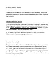 A Survival Guide for Leaders.docx