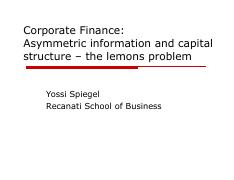 Asymmetric information and capital.pdf