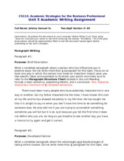 Johnny SamuelSr.-Unit5-AcademicWriting (1)