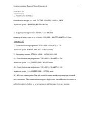 Cost Accounting Chapter Three Homework.docx