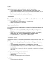 Unit 1 Chapter 1 Test Notes