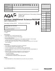 AQA-FAS2HP-QP-JUN15