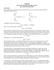 CHM 116_Investigation Handout_Rate Law for the Crystal Violet Reaction_S12v4